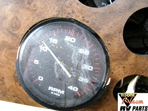 MONACO BEAVER PARTS DEALER 1999 BEAVER SAFARI SERENGETI MOTORHOME PARTS