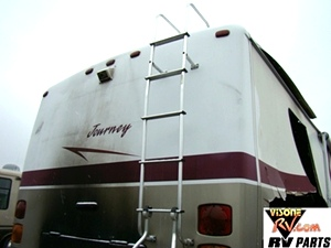 WINNEBAGO JOURNEY PARTS YEAR 2000. RV SALVAGE YARD
