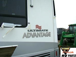 WINNEBAGO ULTIMATE ADVANTAGE YEAR 2000 USED MOTORHOME PARTS FOR SALE