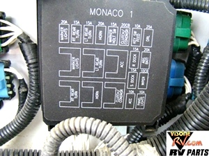 RV PARTS MONACO WINDSOR 2002