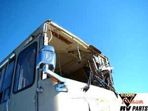 2002 FORETRAVEL U320 PARTS DEALER VISONE RV SALVAGE