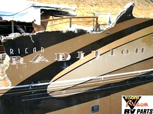 2005 AMERICAN TRADITION RV PARTS FOR SALE - RV SALVAGE