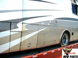 NATIONAL RV PARTS 2002 TRADEWINDS MOTORHOME PARTS FOR SALE VISONE RV