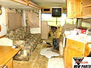 2001 NEWMAR DUTCH STAR MOTORHOME RV PARTS. CAT 3126 DIESEL ENGINE, ALLISON AUTOMATIC TRANSMISSION FOR SALE. NEWMAR CARGO DOORS, FRONT AND REAR CAPS. C
