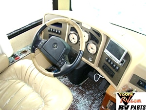 BEAVER PATRIOT THUNDER PARTS DEALER USED 2006 BEAVER MOTORHOME