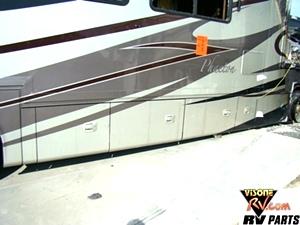 2011 PHAETON MOTORHOME PARTS FOR SALE USED RV SALVAGE