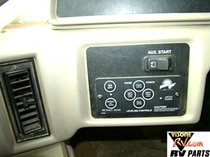 2002 FLEETWOOD BOUNDER MOTORHOME PARTS FOR SALE