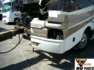 2003 FLEETWOOD DISCOVERY USED MOTORHOME SALVAGE PARTS FOR SALE.