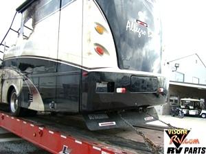 2006 ALLEGRO BAY FRONT ENGINE DIESEL MOTORHOME PARTS - VISONE RV SALVAGE