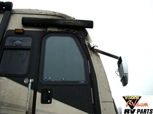 RV PARTS - 2008 FLEETWOOD REVOLUTION SALVAGE MOTORHOME PARTS