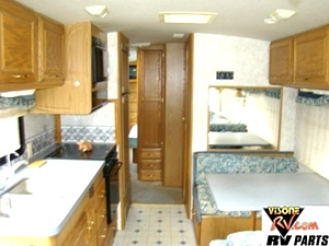 1996 FLEETWOOD BOUNDER 34J RV PARTS FOR SALE