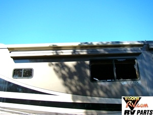 MOTORHOME PARTS - 2005 HOLIDAY RAMBLER NAVIGATOR RV SALVAGE PARTS FOR SALE
